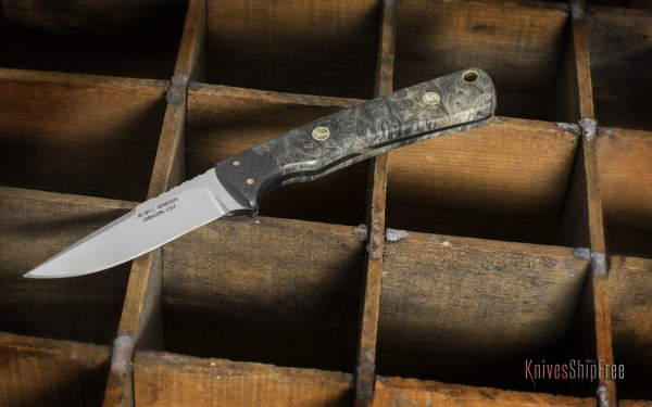 Alan Warren Neck Knife